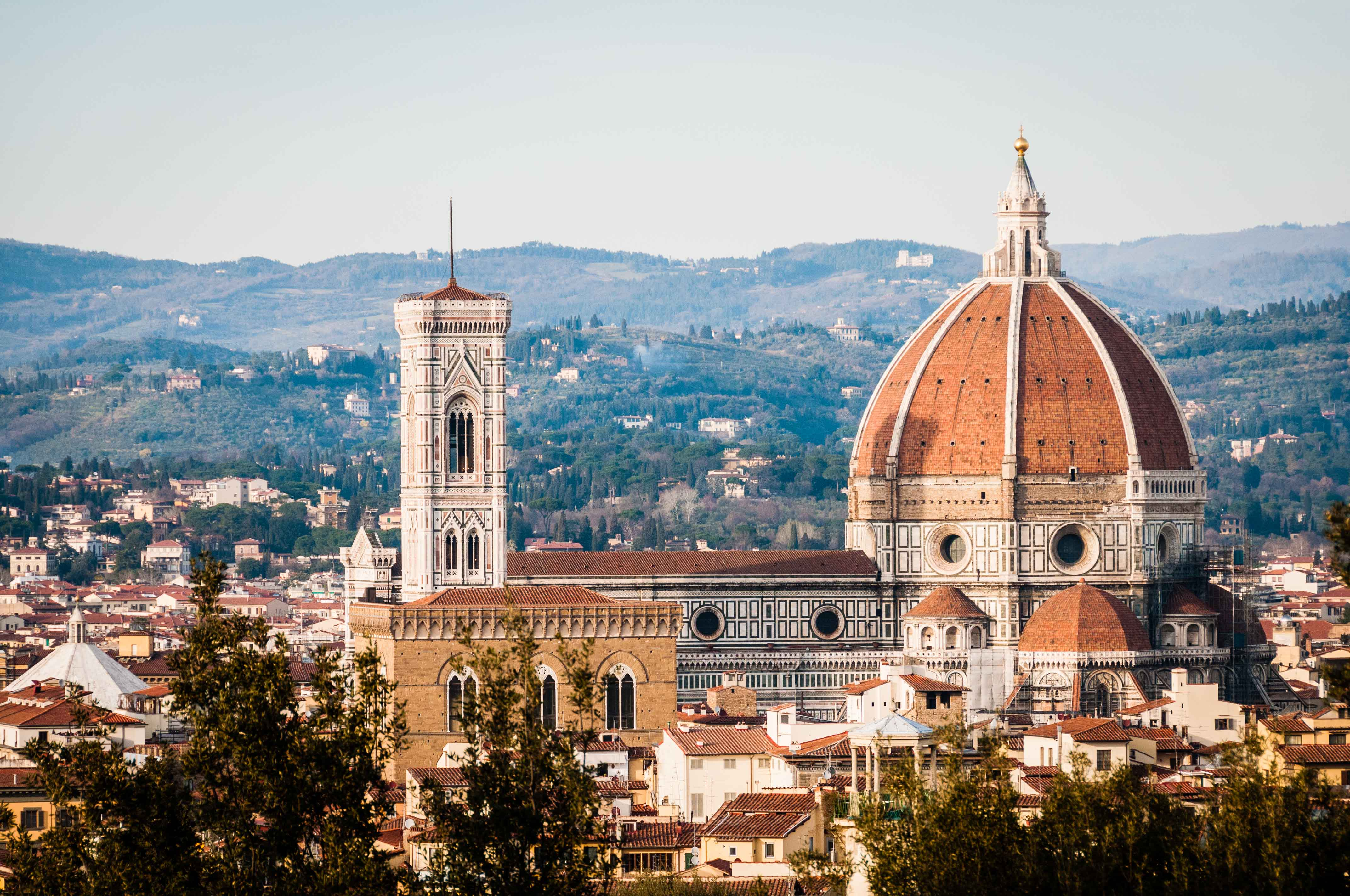 Florence Italy: Day 3 | On The Edge Of Focus