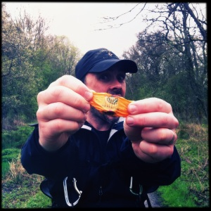 Glengoyne whisky fudge kept us going. The box didn't even last until the end of day 1.