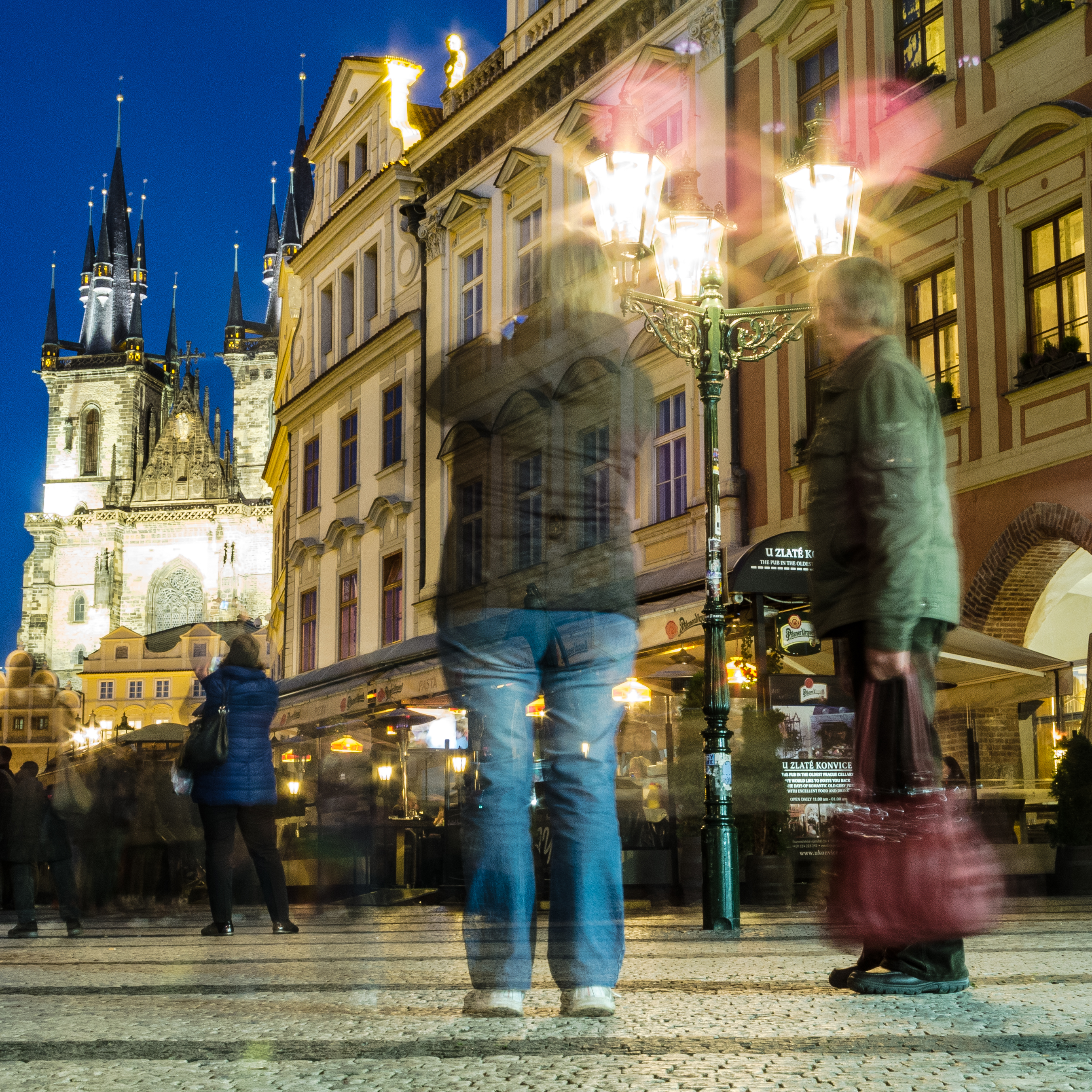 The Bifurcated Dichotomous Bipolar Duality That Is Prague | On The