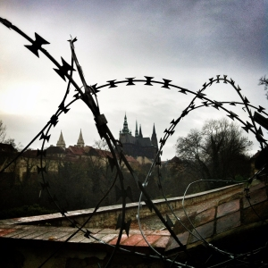 Prague Castle is a working government facility, and as such some sections are emphatically closed to the public.