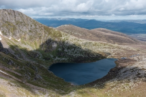 Lochnagar.