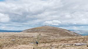 The final Munro of our White Mounth round, Broad Cairn, is little more than a gentle stroll from Cairn Bannoch.