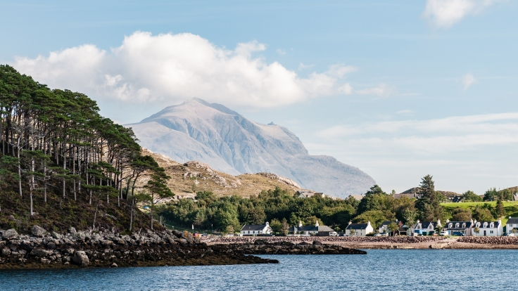 North Coast 500: Shieldaig